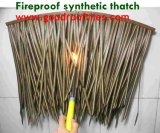 Синтетический Thatch сторновки африканский и хотел был бы сделать технически и пожаробезопасным на курорт 19 крыши