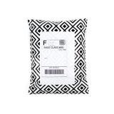 Anuncio publicitario polivinílico de la insignia del sobre de encargo del empaquetado plástico con el sello