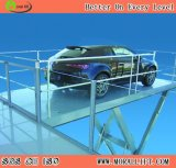 Plate-forme de chargement hydraulique de levage de voiture