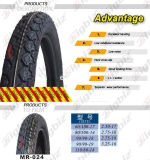 Shandong 가장 싼 2.50-17 착색된 기관자전차 타이어