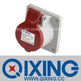Spina di IP44 32A 3p e zoccolo industriali (QX1395)
