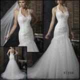 La maggior parte del vestito bianco sbalorditivo da /Bridal dei vestiti da cerimonia nuziale/abito di cerimonia nuziale (Yan-12)