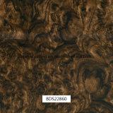 車の部品および毎日の使用Bds23174のための1mの幅のHydrographicsの印刷のフィルムの木パターン