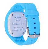 Reloj GPS Tracker para los niños, niños, ancianos, adultos mayores, ancianos y discapacitados con sos Botón y dos formas de comunicación