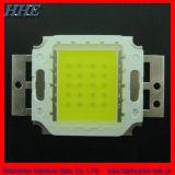 Blanco de 20W fuente de iluminación LED de alta potencia