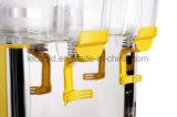 3つのタンク電気ジュース機械ジュースの飲料ディスペンサー