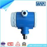 4-20mA/Hart nivelam o transmissor de pressão do diafragma com exatidão 0.075