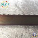 Dldt-3000 Diente reforzado HSS Bimetal M42 M51 de la hoja de sierra para cortar acero inoxidable