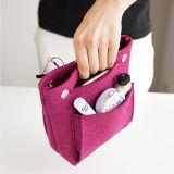 Nuovo sacchetto creativo dell'estetica del carattere del feltro di disegno speciale