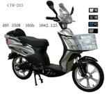 Bicicleta elétrica (CTM-782)