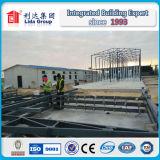 Fertigbauunternehmen-Baustelle