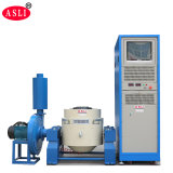 電池の振動試験機(ASLIの工場)