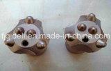 石の働き(40mm)のためのボタンビットの5つの炭化物の先端