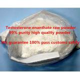 Calidad garantizada en polvo crudo e inyectable 250mg / Ml Enanject 250 Enantato de testosterona
