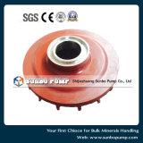 Longue durée de service de la pompe centrifuge Wear-Resistance lisier Wet pièces de rechange