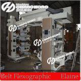 Ce Standard 8 couleurs haute vitesse papier papier machine à imprimer flexographique