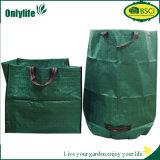 Мешок листьев сада ткани PE Onlylife складной