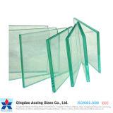 De aangemaakte die Deur van het Glas in Badkamers wordt gebruikt