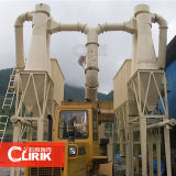 Machine de meulage décrite d'oxyde de fer de produit par le fournisseur apuré