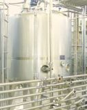 Tanque de fermentação jd3 do leite do aço inoxidável