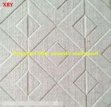 Strato insonorizzato di cartello della decorazione del comitato acustico della fibra di poliestere della parete