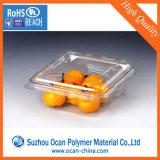 プラスチック明確なボックス容器のための堅いペットシート