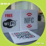 RFIDの目録追跡のためのSte 13.56MHz RFIDのエポキシの札(GYRFID)