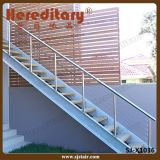 Balaustra modulare esterna del cavo dell'acciaio inossidabile per il balcone (SJ-X1038)