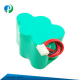 Ni-MH Pak van de Batterij van Sc 2500mAh 6V het Navulbare voor Reinigingsmachine