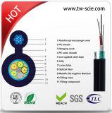 OFC Acorazado GYTC8S para el Cable Óptico al Aire Libre de Fibra del Uso