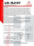 ローラーの再生利用のための溶接用フラックスHj107