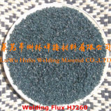 Eingetauchtes Elektroschweißen-fixierter Fluss Hj260 für rostfreie Zelle