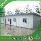 Casa Prefab do painel de sanduíche do EPS/casa móvel/casa modular (KHT1-015)