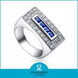 Precio Whosale anillo anillo de metal de la moda