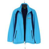 男女兼用の冬の外の摩耗は羊毛のジャケットの完全ファスナーを締める