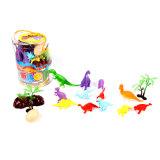Jouet en plastique de dinosaur de simulation de jouet pour le cadeau de décoration