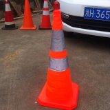 Indicatore luminoso d'avvertimento del piccolo cono a pile di traffico