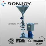 Mélangeur de mélange de pompe de solide-liquide sanitaire de solides solubles 316L avec le moteur d'ABB