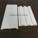 Panneaux de mur avec des matériaux de WPC pour les matériaux d'intérieur de Buidling