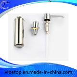 ステンレス鋼のびん(SD-002)が付いている手の石鹸ディスペンサー
