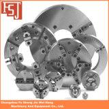 2 CNC van de Klem van de kaak de Parallelle Machine van de Draaibank