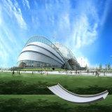 Les matériaux de construction en alliage de magnésium Manganèse panneau du toit en aluminium