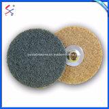 Disque de polissage de fibres de nylon Non-Woven meule