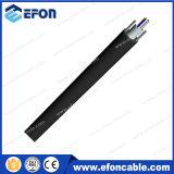 Multi-Modo de cinta de acero blindado Tubo holgado central Cable de fibra óptica (GYXS)