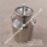 25 litri Sanitary Stainless Steel Transport Milk Barrel per Milk