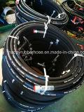 Hochdruckgummidraht verstärkte Schmierölrohrleitung