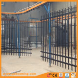 정원 Fence를 위한 높은 Quality Black Wrought Iron Fence