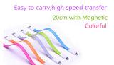 Магнитный кабель USB 8 штырей для для iPhone5, 6/Smartphone (LCCB-059)