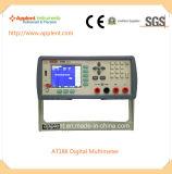De Digitale Multimeter van het nieuwe Product met Vertoning 60000 (AT186)