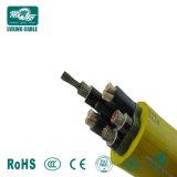 Бронированные Lsoh подземных кабелей питания пожарных кабель